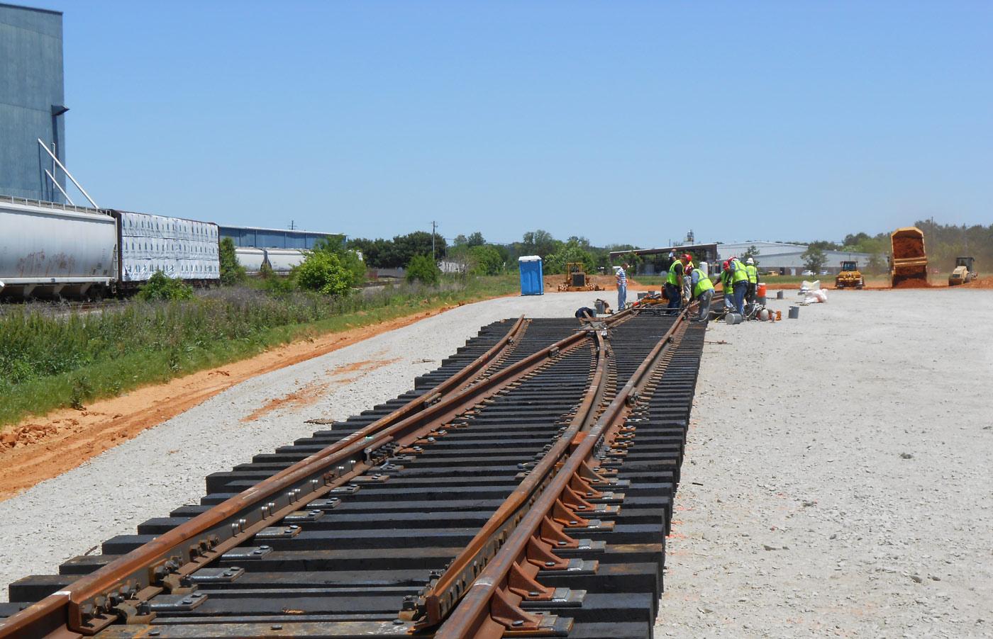 Rail Design - Chambers Engineering, PA